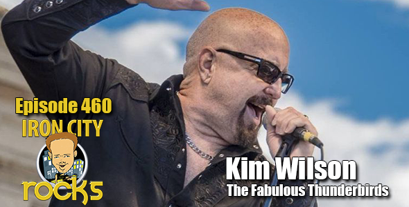 Iron City Rocks interview Fabulous Thunderbirds Kim Wilson