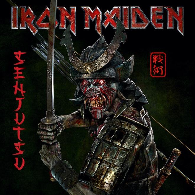 Iron Maiden's 17th album Senjutsu